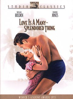 Love is a many-splendored thing cover image