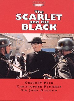 The scarlet and the black cover image