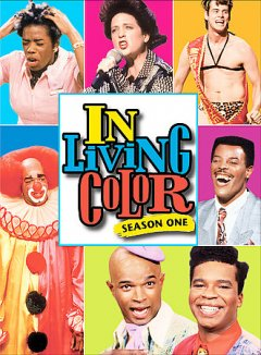 In living color. Season 1 cover image