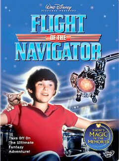 Flight of the navigator cover image