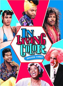 In living color. Season 3 cover image