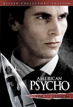 American psycho cover image