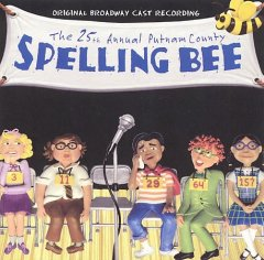 The 25th annual Putnam County spelling bee cover image