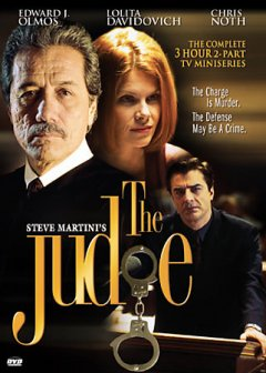 The judge cover image