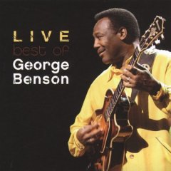 Live best of George Benson cover image