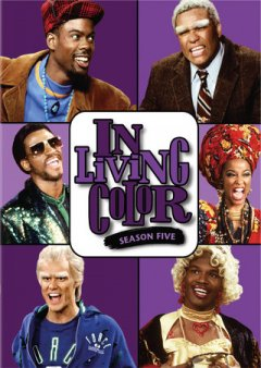 In living color. Season 5, the final season cover image