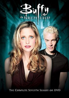 Buffy, the vampire slayer. Season 7 cover image