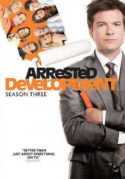 Arrested development. Season 3 cover image