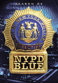 NYPD Blue. Season 4 cover image
