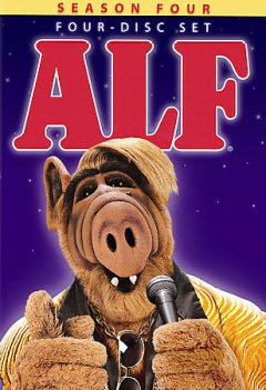 Alf. Season 4 cover image