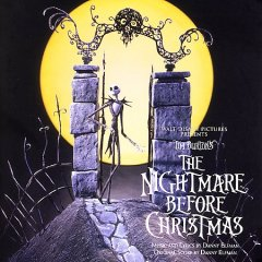 The nightmare before Christmas cover image