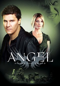 Angel. Season 4 cover image