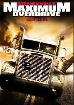 Maximum overdrive cover image