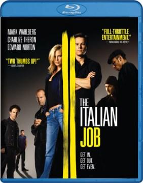 The Italian job cover image