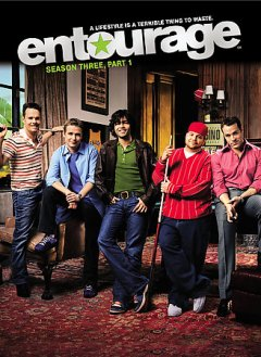 Entourage. Season 3, part 1 cover image