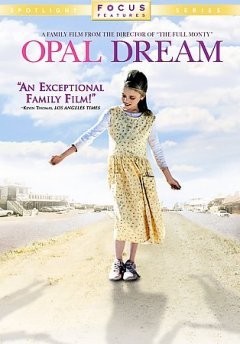 Opal dream cover image
