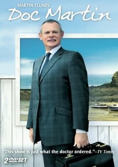 Doc Martin. Season 1 cover image