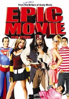 Epic movie cover image
