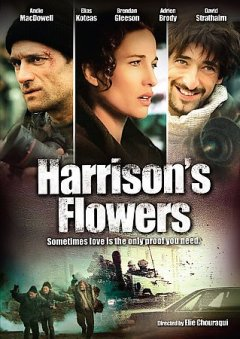 Harrison's flowers cover image