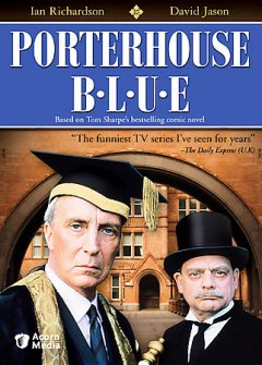Porterhouse blue cover image