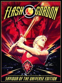 Flash Gordon cover image
