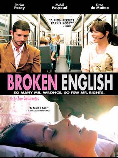 Broken English cover image