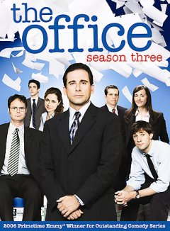The office. Season 3 cover image