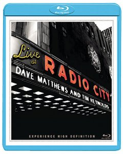 Dave Matthews and Tim Reynolds live at Radio City cover image