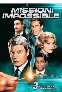 Mission: impossible. Season 3 cover image