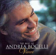 The best of Andrea Bocelli vivere cover image