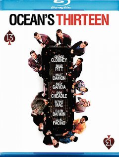 Ocean's thirteen cover image