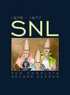 Saturday night live. Season 2 cover image