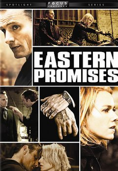 Eastern promises cover image