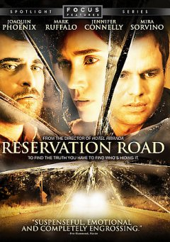 Reservation Road cover image
