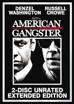 American gangster cover image