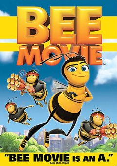 Bee movie cover image