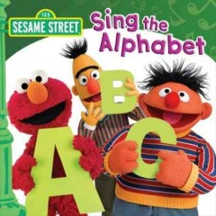 Sing the alphabet cover image