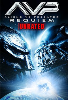 Alien vs. Predator. Requiem cover image