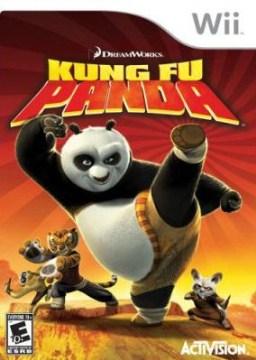 Kung fu panda [Wii] cover image