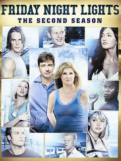 Friday night lights. Season 2 cover image
