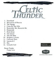 Celtic Thunder cover image