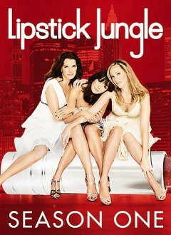 Lipstick jungle. Season 1 cover image
