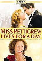 Miss Pettigrew lives for a day cover image