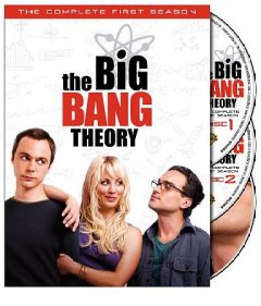 The big bang theory. Season 1 cover image