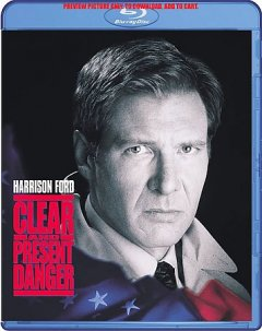 Clear and present danger cover image