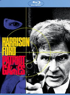 Patriot games cover image