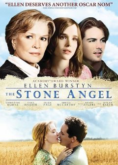 The stone angel cover image