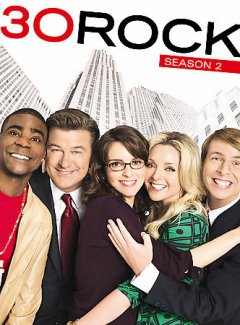 30 Rock. Season 2 cover image