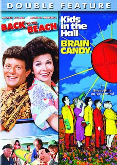 Back to the beach Brain candy cover image