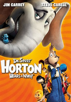 Horton hears a Who cover image